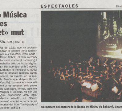 Banda de Sabadell 15.12.2009 001